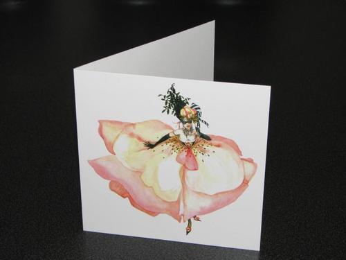 Rosa Masquerade